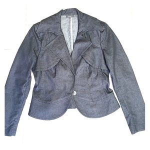Mexx Pin Striped Jacket